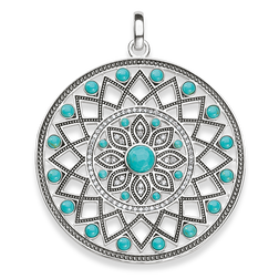 """pendant """"ethno amulet"""" from the Glam & Soul collection in the THOMAS SABO online store"""