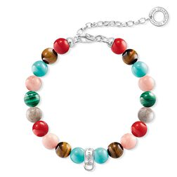 Charm bracelet coloured from the Charm Club Collection collection in the THOMAS SABO online store