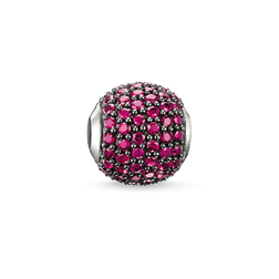 "Bead ""fiume rosso"" from the Karma Beads collection in the THOMAS SABO online store"
