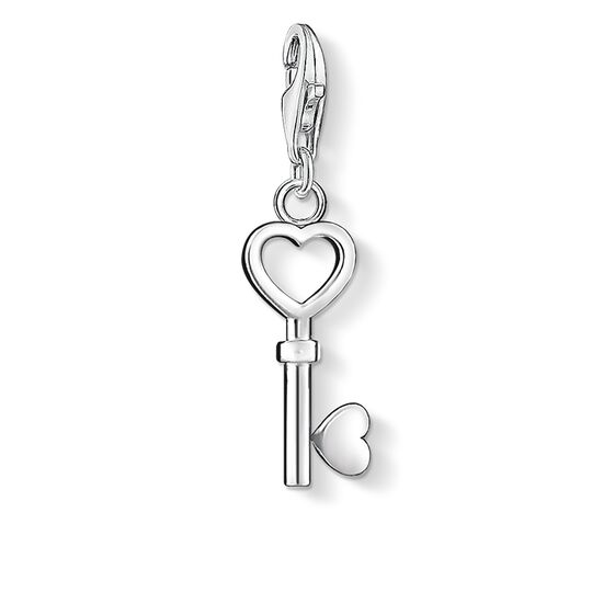 Charm pendant key from the  collection in the THOMAS SABO online store