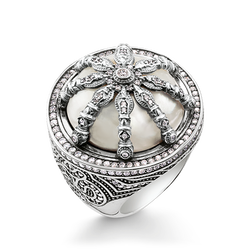 bague de la collection Karma Beads dans la boutique en ligne de THOMAS SABO