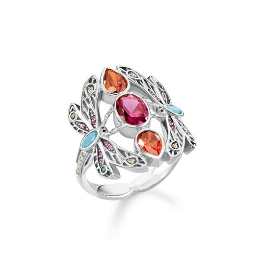 ring dragonfly from the Glam & Soul collection in the THOMAS SABO online store