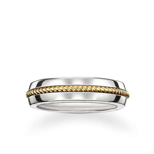 band ring cord from the Rebel at heart collection in the THOMAS SABO online store