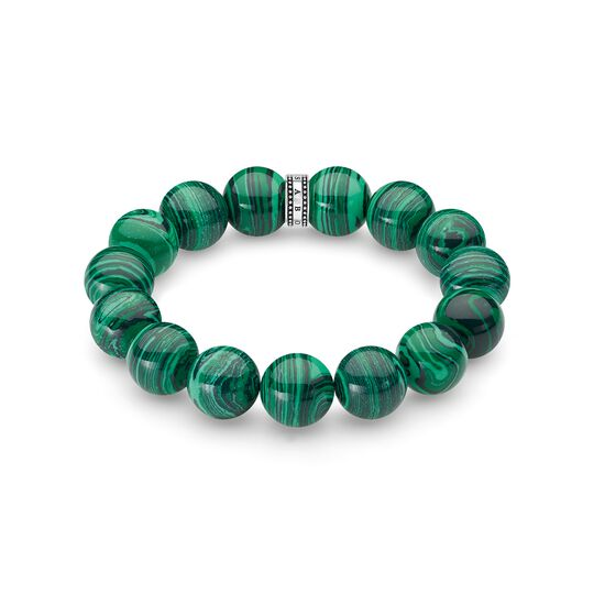 power bracelet green from the  collection in the THOMAS SABO online store