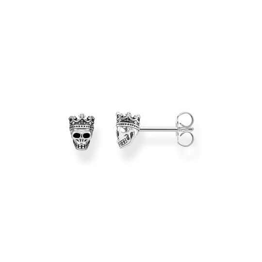 ear studs Skull King from the  collection in the THOMAS SABO online store