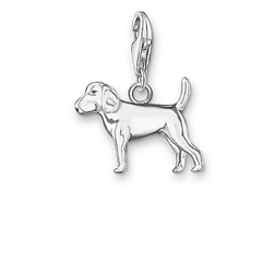 Charm pendant dog from the  collection in the THOMAS SABO online store