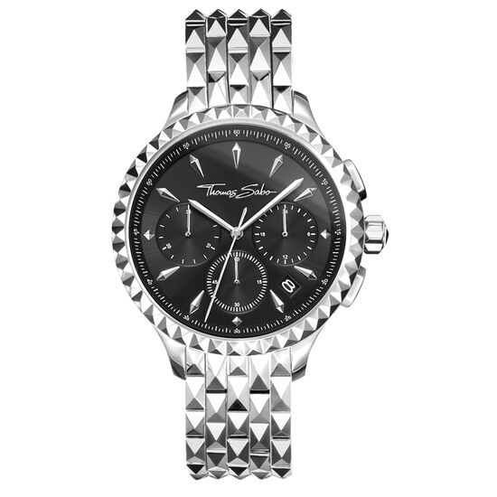6e51b7ff2ab8 Women  39 s watch from the Rebel at heart collection in the THOMAS SABO