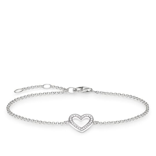 """bracelet """"heart"""" from the Glam & Soul collection in the THOMAS SABO online store"""