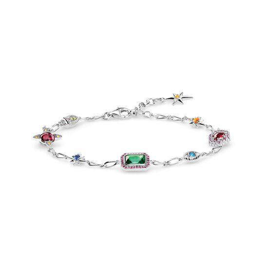 armband Lyckobringare silver ur kollektionen  i THOMAS SABO:s onlineshop