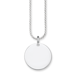 """necklace """"disc"""" from the Love Bridge collection in the THOMAS SABO online store"""