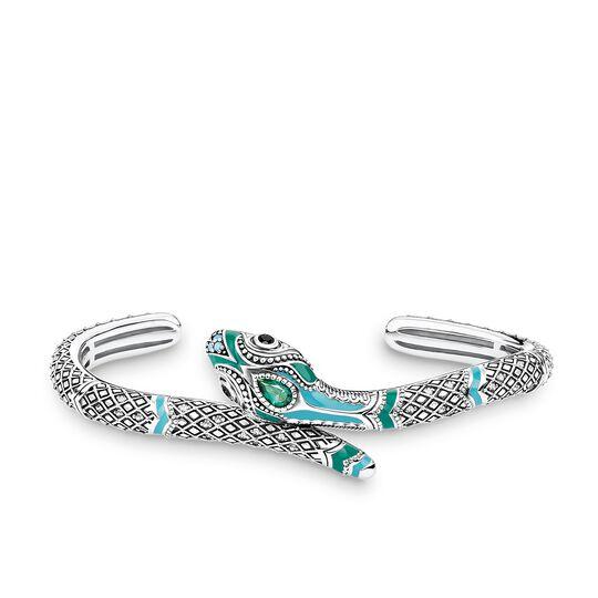 bracelet jonc serpent de la collection Glam & Soul dans la boutique en ligne de THOMAS SABO