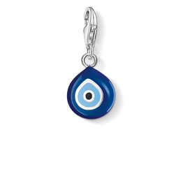 Charm pendant Nazar's eye from the Charm Club Collection collection in the THOMAS SABO online store