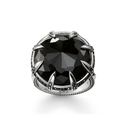 cocktail ring claw from the Rebel at heart collection in the THOMAS SABO online store