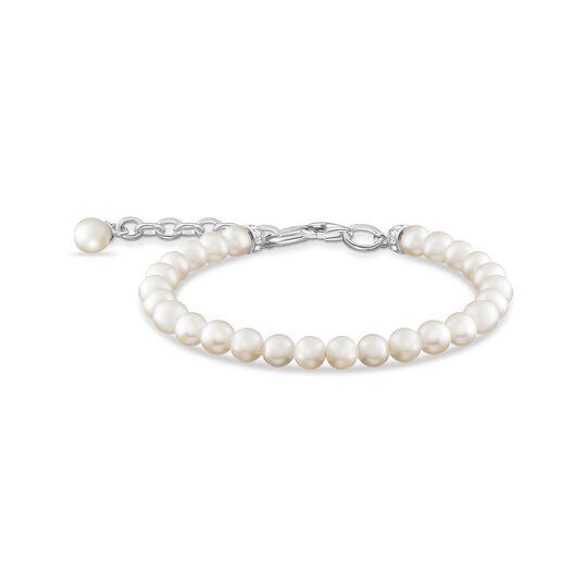 Bracelet perles argent de la collection  dans la boutique en ligne de THOMAS SABO