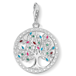 "Charm pendant ""Tree of Love"" from the  collection in the THOMAS SABO online store"