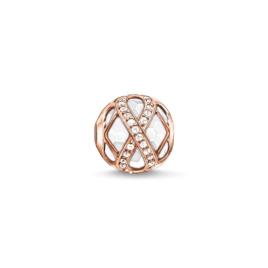 Bead infinity from the Karma Beads collection in the THOMAS SABO online store