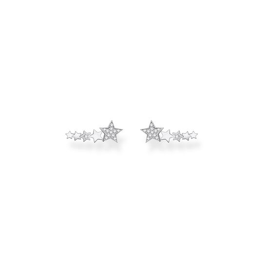 Ear climber stars from the Charming Collection collection in the THOMAS SABO online store