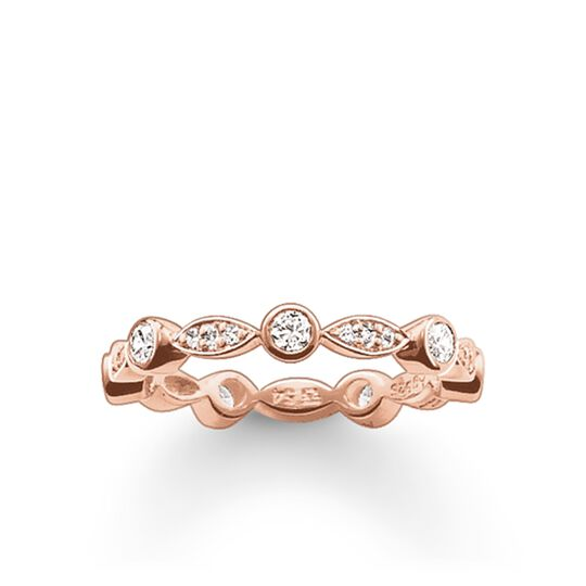ring eternity from the Glam & Soul collection in the THOMAS SABO online store