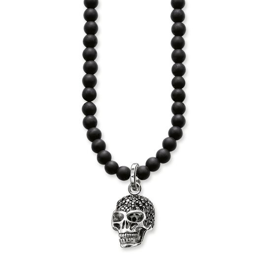 necklace Skull from the Rebel at heart collection in the THOMAS SABO online store