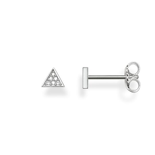 "ear studs ""triangle"" from the Glam & Soul collection in the THOMAS SABO online store"