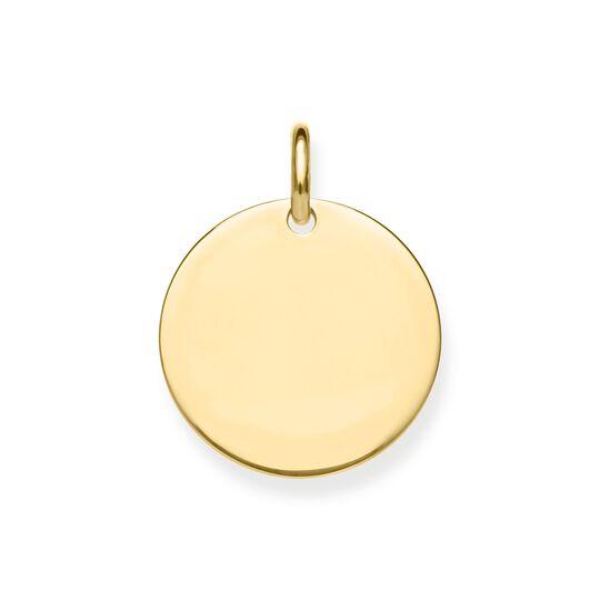 pendentif médaille de la collection  dans la boutique en ligne de THOMAS SABO