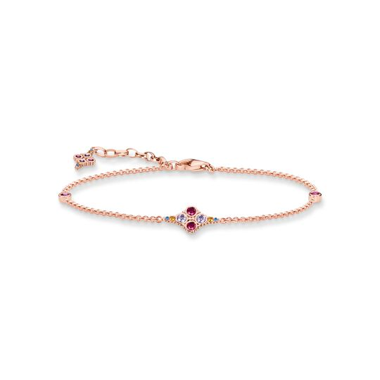 bracelet Royalty pierres multicolores de la collection  dans la boutique en ligne de THOMAS SABO