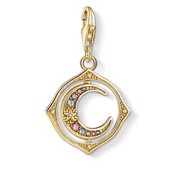 pendentif Charm lune de la collection Charm Club Collection dans la boutique en ligne de THOMAS SABO