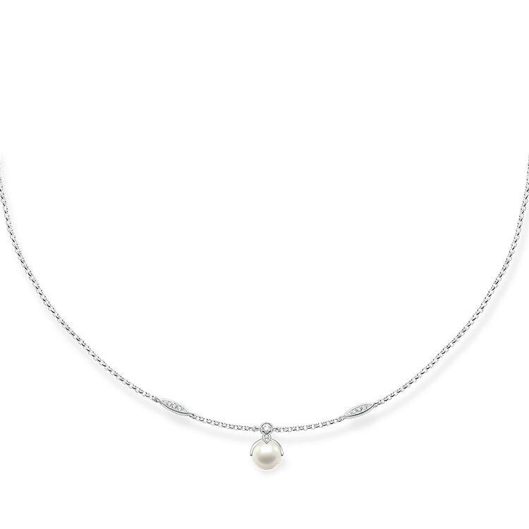 collier perle thomas sabo