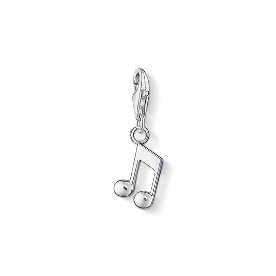 Charm pendant note from the Charm Club collection in the THOMAS SABO online store