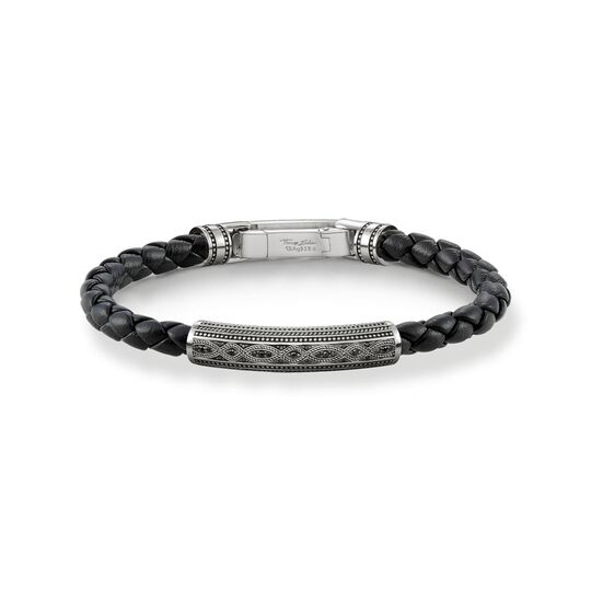 bracelet cuir Love Knot de la collection  dans la boutique en ligne de THOMAS SABO