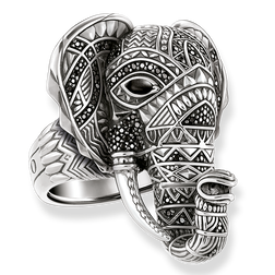 "ring ""elephant"" from the Glam & Soul collection in the THOMAS SABO online store"