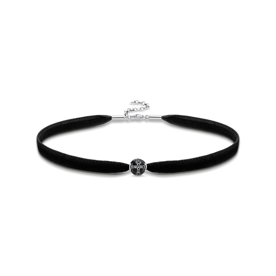 Choker royalty black from the Glam & Soul collection in the THOMAS SABO online store