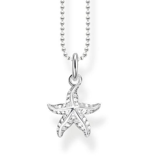 necklace seafish from the Glam & Soul collection in the THOMAS SABO online store
