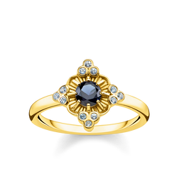 "bague ""Royalty doré"" de la collection Glam & Soul dans la boutique en ligne de THOMAS SABO"