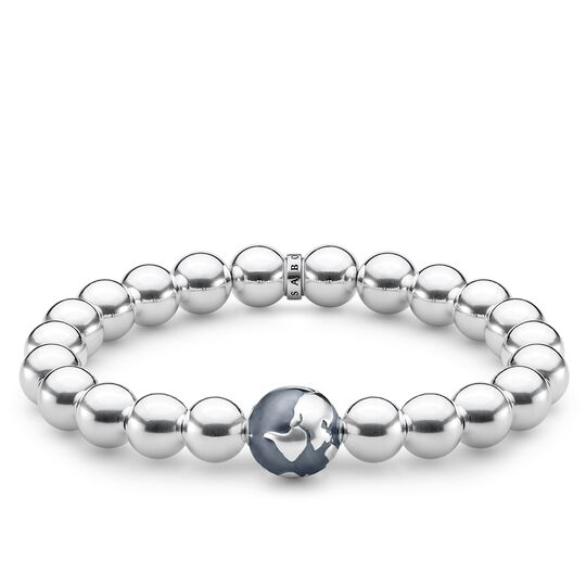 bracelet globe from the Glam & Soul collection in the THOMAS SABO online store