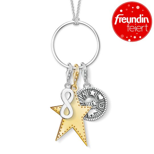 "Jewellery set ""Freundin"" from the  collection in the THOMAS SABO online store"