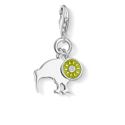 Charm pendant kiwi from the Charm Club Collection collection in the THOMAS SABO online store