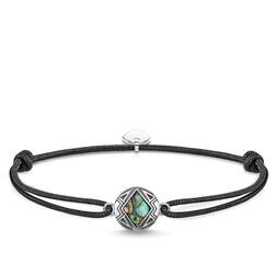 """bracelet """"Little Secret disc abalone mother-of-pearl"""" from the Rebel at heart collection in the THOMAS SABO online store"""