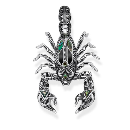 """pendant """"scorpion"""" from the Rebel at heart collection in the THOMAS SABO online store"""
