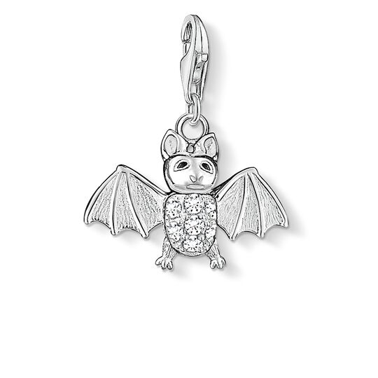 Charm pendant bat from the  collection in the THOMAS SABO online store