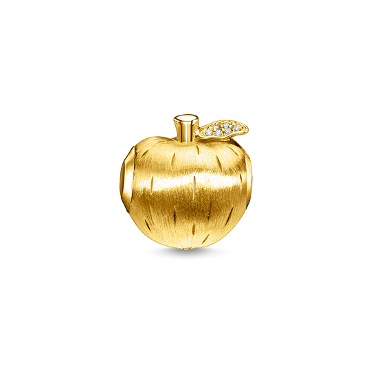 Bead apple gold from the Glam & Soul collection in the THOMAS SABO online store