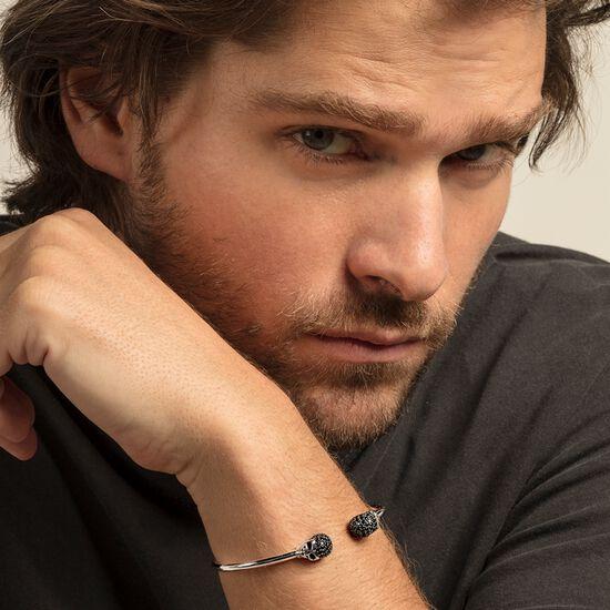 bracelet jonc de la collection Rebel at heart dans la boutique en ligne de THOMAS SABO