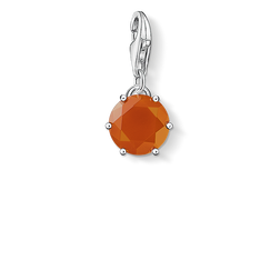 Charm pendant birth stone January from the  collection in the THOMAS SABO online store