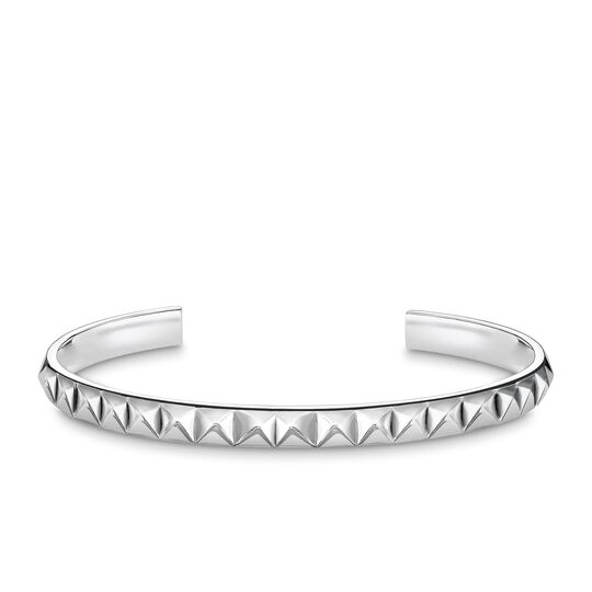 """bangle """"Studs"""" from the Glam & Soul collection in the THOMAS SABO online store"""