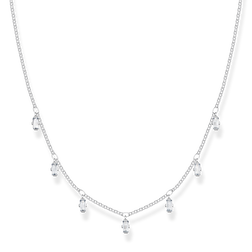 necklace Baguette shape from the Glam & Soul collection in the THOMAS SABO online store