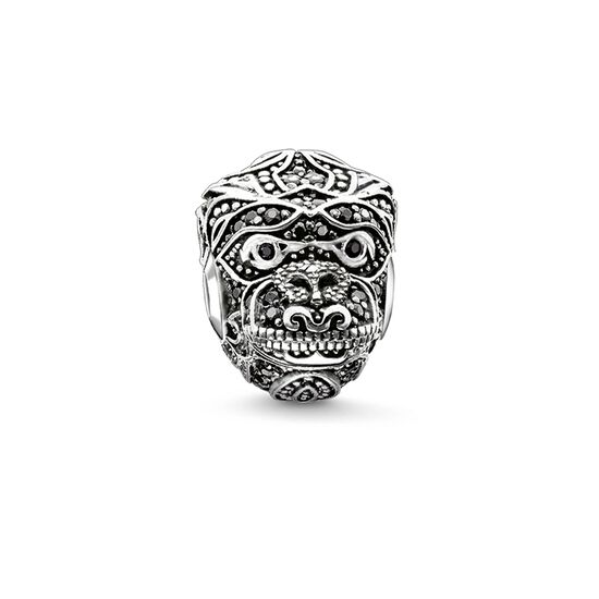 "Bead ""gorilla head"" from the Karma Beads collection in the THOMAS SABO online store"