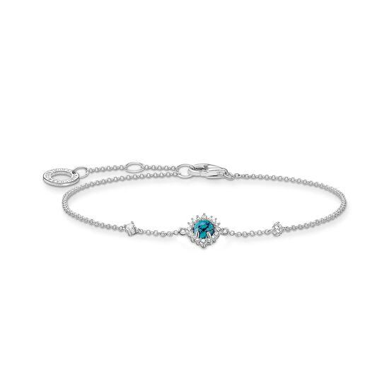 Bracelet pierre turquoise de la collection Charming Collection dans la boutique en ligne de THOMAS SABO