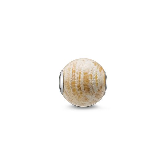 Bead daisy jasper from the Karma Beads collection in the THOMAS SABO online store
