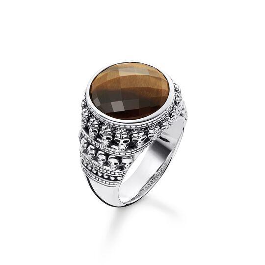 Ring Totenkopf aus der  Kollektion im Online Shop von THOMAS SABO