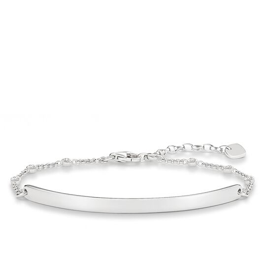bracelet sparkling circles from the Love Bridge collection in the THOMAS SABO online store